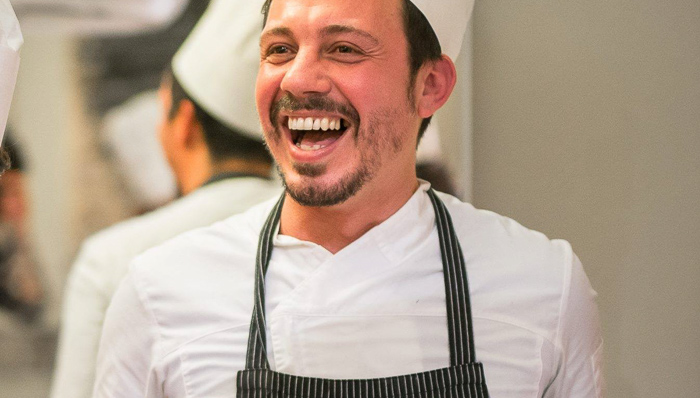 La toque blanche: the moment a chef puts on the white hat, double-breasted jacket, and apron, one can only expect wonders, especially if one is in Florence, Italy, region of Tuscany.