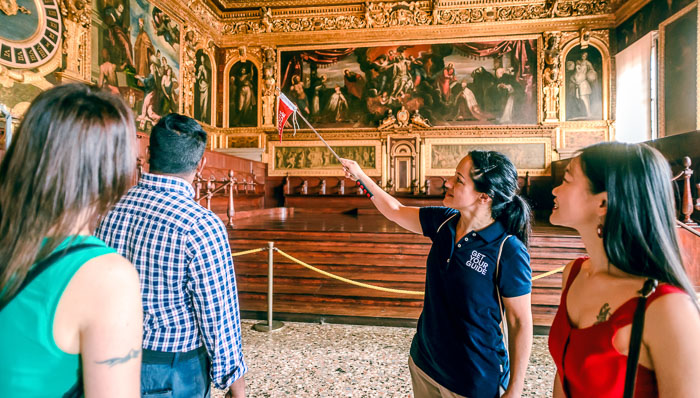 Touring the museums of Venice is a great way to go back in time and learn about its wealthy history.