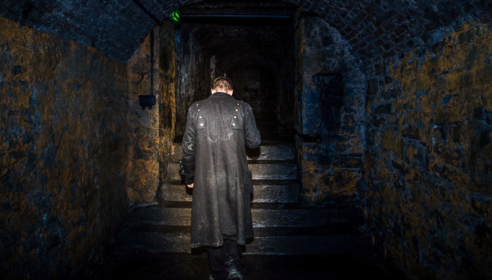 Mystery: exploring Edinburgh's underground is a thrilling experience and nothing better than a guided tour to distinguish facts from fantasy.